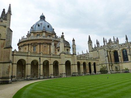Oxford, England, Building, Architecture, University