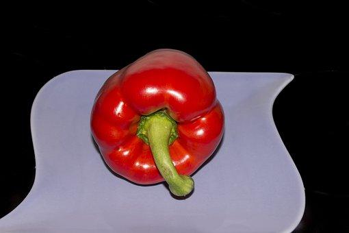 Paprika, Red, Vegetables, Red Pepper, Food, Healthy