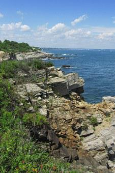 Maine, Lighthouse, Ocean, Coast, Sea, Atlantic