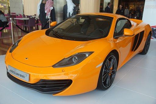 Racing Car, Mclaren, Cars, Race, Sports Car, Exhibition