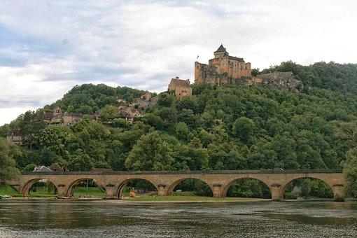 France, Dordogne, Castelnaud