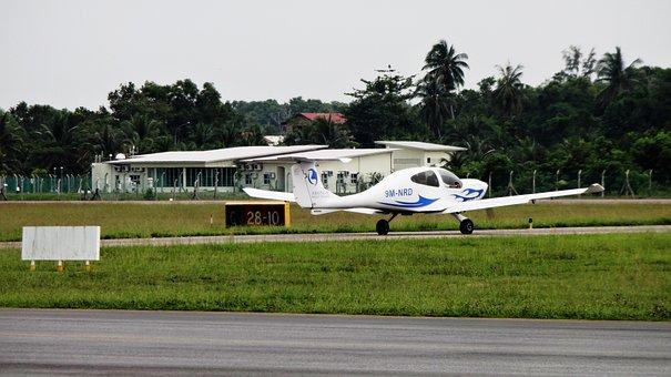 Diamond, Da40, Aircraft, Airplane, Airport, Aviation