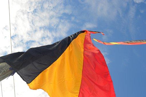 Culture, Germany, Antique, Indonesia, Minangkabau, Flag