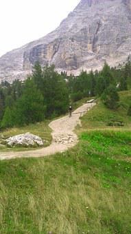 Mountains, Dolomites, Italy, Hiking, South Tyrol