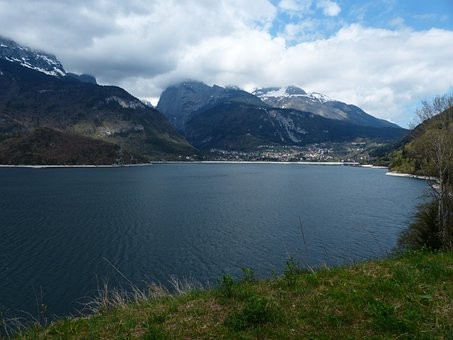 Movenosee, Lake, Bergsee, Molveno, Fine Time