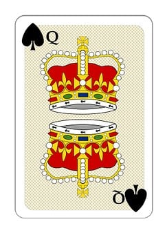 Playing Card, Skat, Ace, King, Queen, Crown, Cards