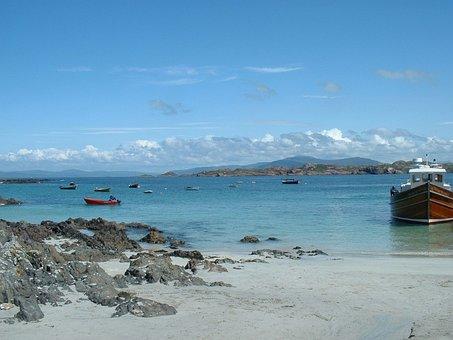 Iona, Mull, Scotland, Hebrides, Scenery