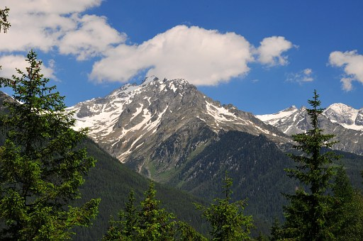 South Tyrol, Ahrntal Valley, Mountains, Nature, Summit
