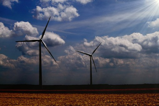 Pinwheel, Windmill, Energy, Wind Power