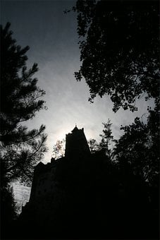 Castle, Architecture, Ancient, Dracula, Vlad
