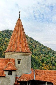 Castle, Romania, Monument, Dracula, Trip, Heaven