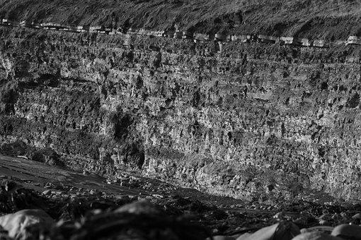 Jarasic Coast, United Kingdom, Cliff, Erosion, England