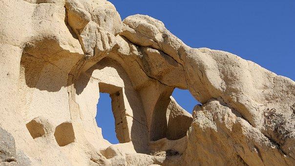 Cappadocia, Kapadokya, Goreme, Museum, Turkey, Travel