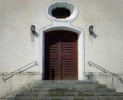 Architecture, Input, Door, Stairs, Gradually