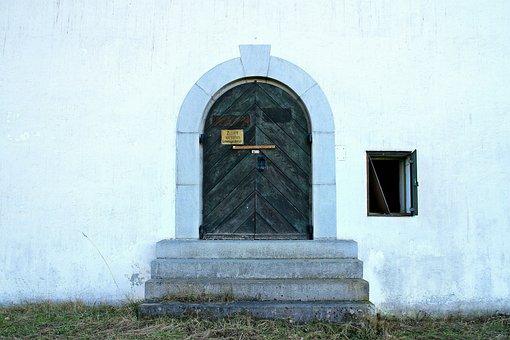 Door, Front Door, House Entrance, Hinged Door