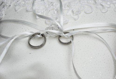 Wedding Rings, Rings, Marriage, Wedding, Love, Romantic