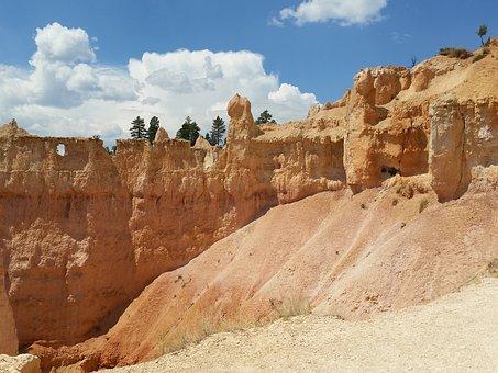Bryce Canyon, Hoodoos, Bryce, Canyon, National, Park