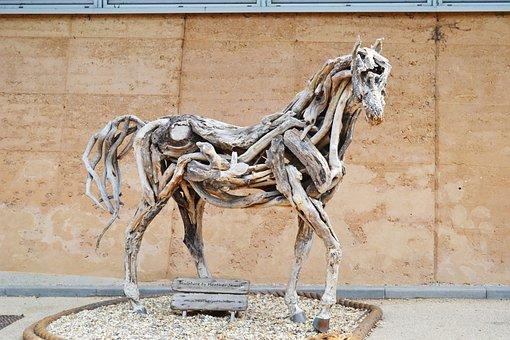 Heather Jansch, Driftwood, Sculpture, Nature, Eden