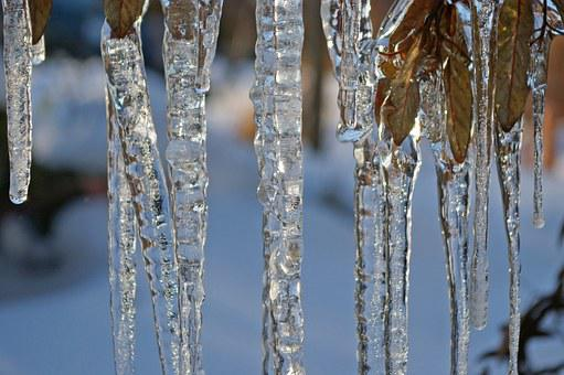 Ice, Ice Age, Icicle, Winter, Cold, Snow, Frozen, Water