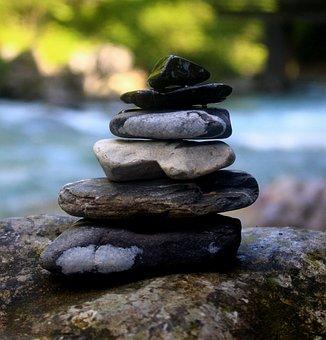 Stones, Massage, Balance, Relax, Bless You, Sprituell