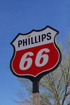 Phillips 66, Gas, Pump, 66, Phillips, Old, Abandoned