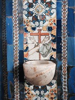 Peru, Lime, Catacombs, Church, Heritage, History