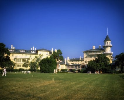 Jekyll Island, Georgia, Clubhouse, Luxurious