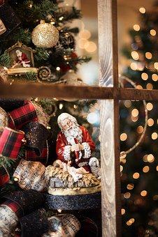Xmas, Santa, Baby, Child, Holiday, Christmas