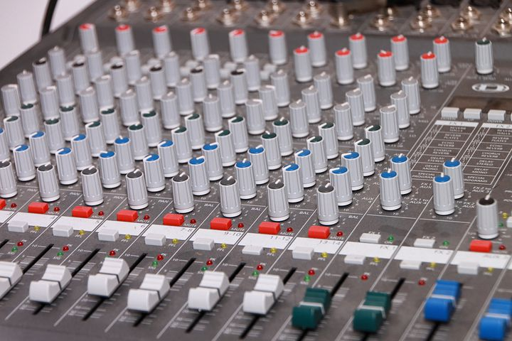 Digital, Dynacord, Effects, Mixer, Music, Power