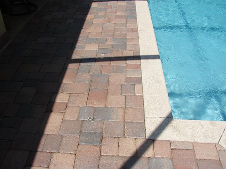 Brick Paver, Pool Water, Swimming Pool, Relaxation