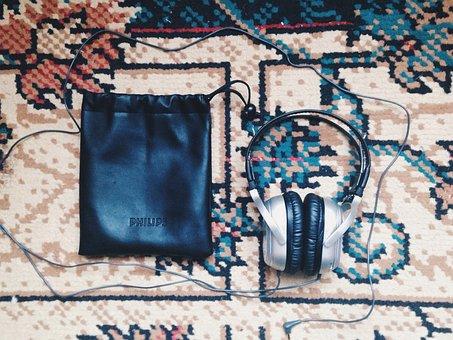 Headphones, Philips, Skin