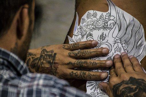 Tattoo, Tattoo Artist, Body Drawing, Drawing, Body