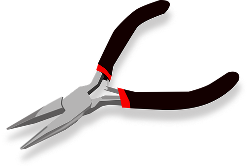 Pliers, Forceps, Tongs, Pincers, Nipper, Claw, Tool