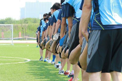 Sports, Athletic, Summer, Socces, Football