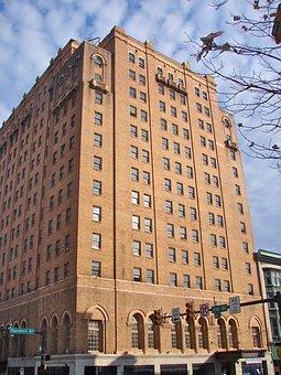 Americus Hotel, Allentown, Pennsylvania, Building