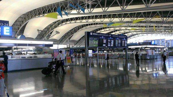 Airport Hotels, Construction, Japan