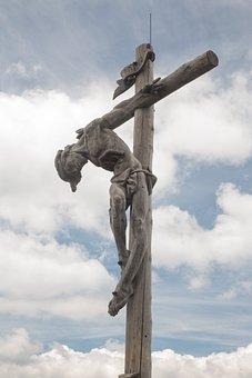 Cross, Jesus, Crucifixion, Summit Cross, Christianity
