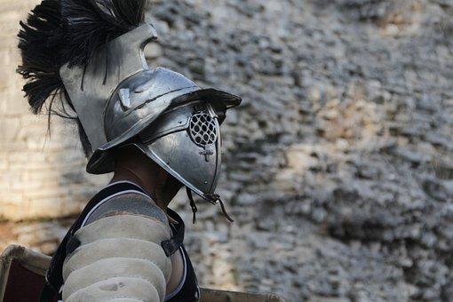 Gladiator, Fighter, Sword, Warrior, Soldier, Empire