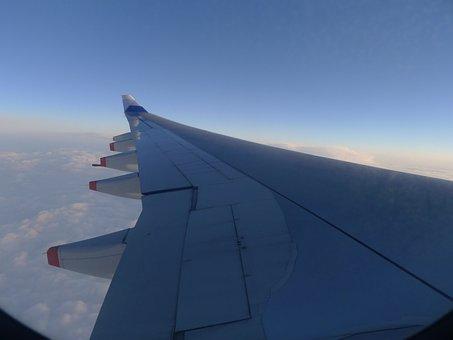Jet De Go Pocket, Clouds, Flight