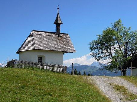 Mountain Chapel, Chapel, Oak Mountain At Lake Constance