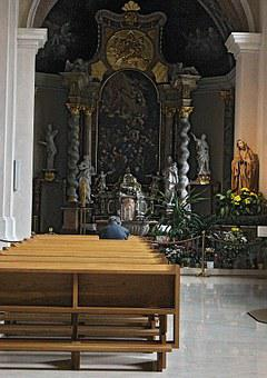 Prayer, Church, Lord, Cathedral, Pray
