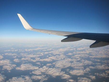 Jet De Go Pocket, Airport Wings, High Altitude, Sky