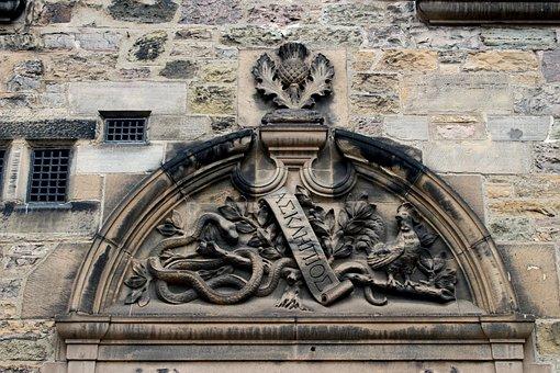Scotland, Coat Of Arms, Symbol, Emblem, Kingdom, United