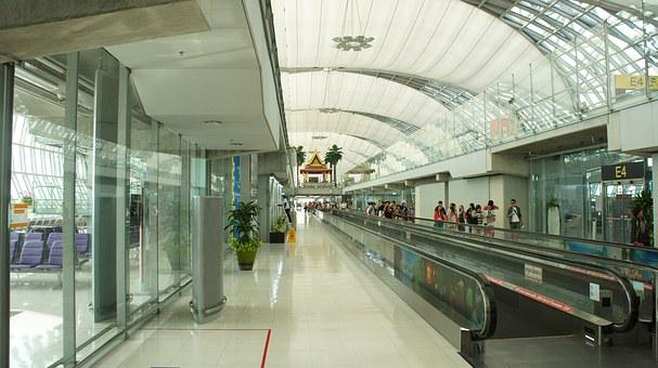 Airport, Airport Hotels, Thailand