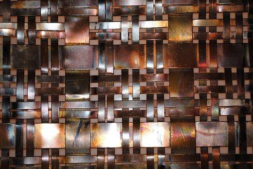 Mohegan Sun, Casino, Architectural Detail, Woven, Metal