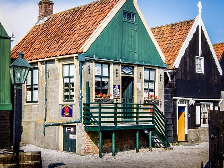 Zuiderzee Museum, Outdoor Museum, Shop, Authentic