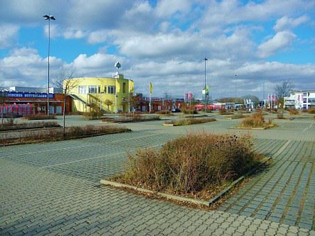 Shopping Center, Purchase Market, Schoppen, Buy, Park