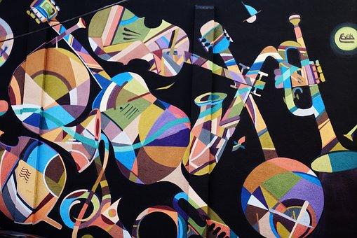Art, Colors, Saskatoon, Saskatoon Broadway, Jam