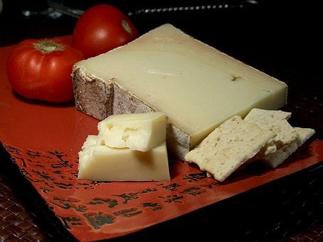 Fontina Val D'aosta Cheese, Milk Product, Food