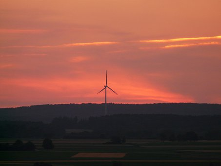 Pinwheel, Wind Turbine, Wind Energy, Wind Power, Energy